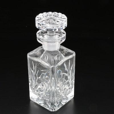 American Cut Crystal Decanter, Vintage