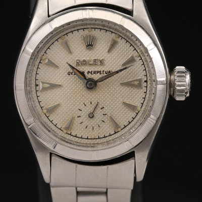 Rolex Oyster Perpetual Stainless Steel Automatic Wristwatch, 1954