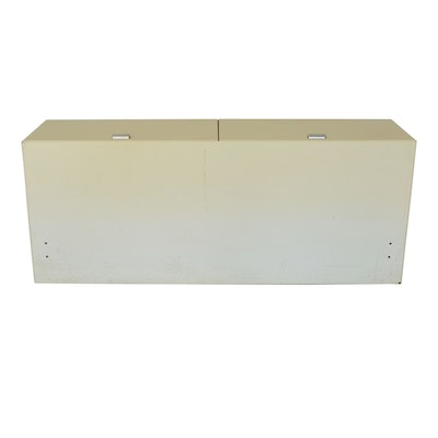 McClure Laminate Garage Storage Box