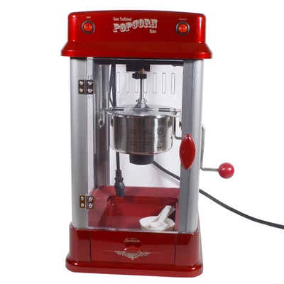 Sunbeam Electric Great Traditional Popcorn Maker