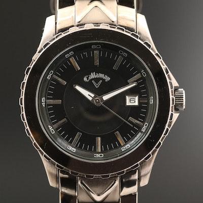 """Callaway Golf """"Warbird"""" Quartz Wristwatch"""