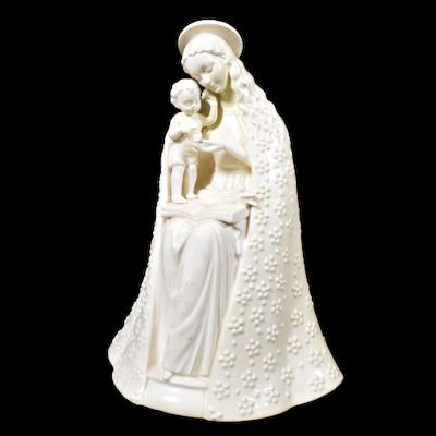 """Hummel """"Flower Madonna"""" Porcelain Figurine"""