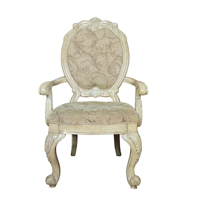 Louis XVI Style Armchair, Contemporary