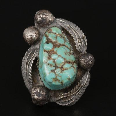 Southwestern Style Turquoise Ring