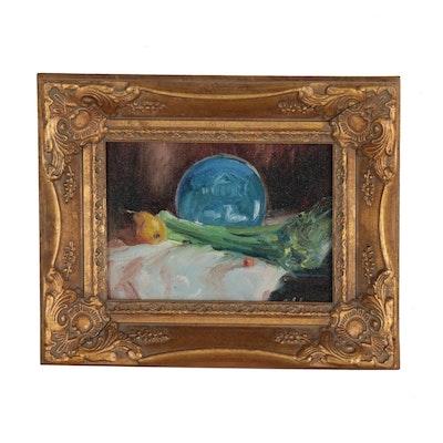 Deborah Ridgely Still Life Oil Painting