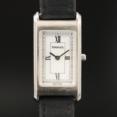 Tiffany & Co. Portfolio Stainless Steel Quartz Wristwatch