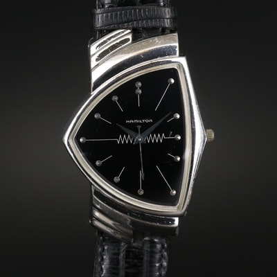 Hamilton Ventura Registered Edition Quartz Wristwatch