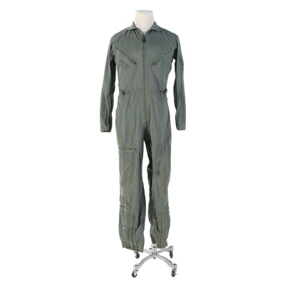 Fred Haise, Apollo 13, Signed Jump Suit