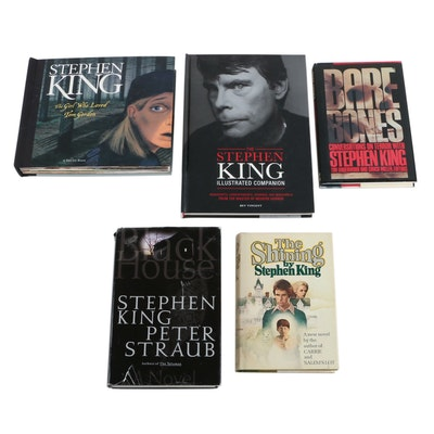 "Pop-up ""The Girl Who Loved Tom Gordon"" by Stephen King with Additional Books"