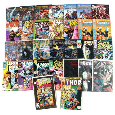 Bronze and Modern Age Comic Books