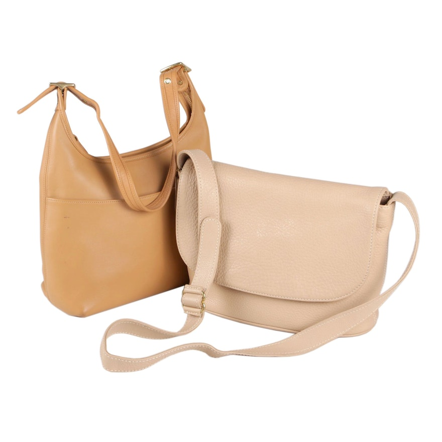 Coach Legacy Leather Hobo and Sonoma Pebbled Leather Shoulder Bags