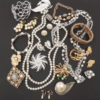 Vintage Sarah Coventry Costume Jewelry