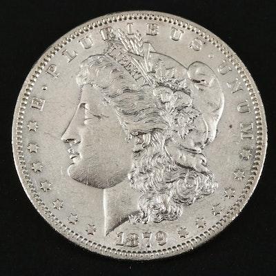 1879-O Morgan Silver Dollar