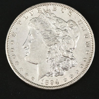 Better Date 1894-O Morgan Silver Dollar