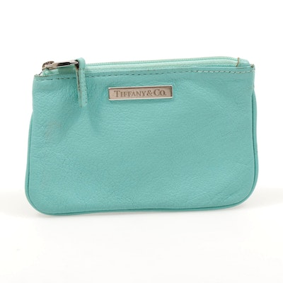 Tiffany & Co. Leather Coin Purse