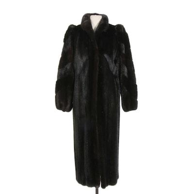 Mink Fur Coat from The Fur Vault