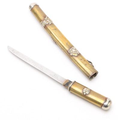 Japanese Miniature Sword