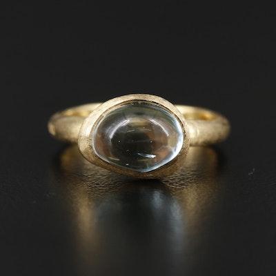 Marco Bicego 18K Yellow Gold Topaz Ring