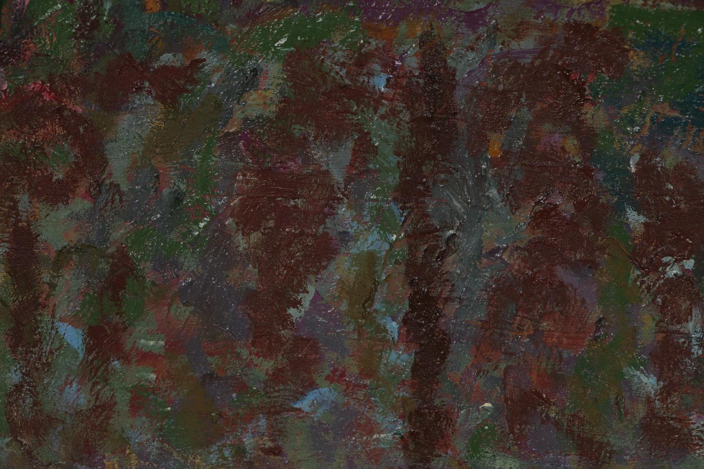 Jerry Auto Sales >> Jerald Mironov Impasto Oil Painting of Mountain Landscape ...