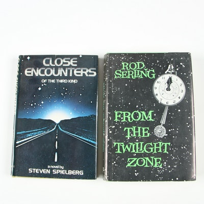 """Close Encounters"" by S. Spielberg and ""From the Twilight Zone"" by Rod Sterling"