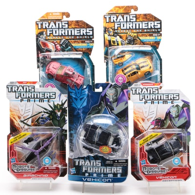 Hasbro Transformers Action Figures in Original Packaging, 2011