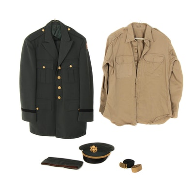 """United States Army """"Sixth Army"""" Uniform, Vintage"""