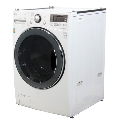 LG Front Load Washer WM3470HWA