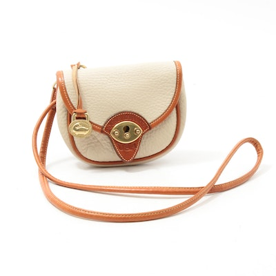 Dooney & Bourke All-Weather Leather Convertible Crossbody/Belt Bag