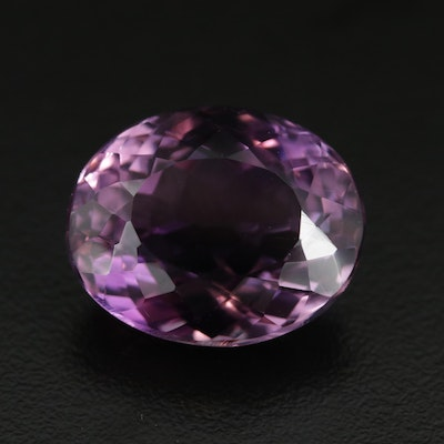 Loose 28.47 CT Amethyst Gemstone