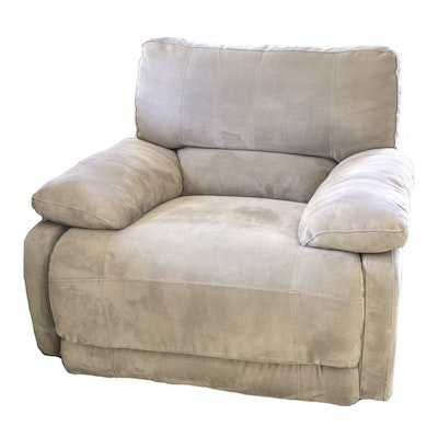 Upholstered Power Recliner