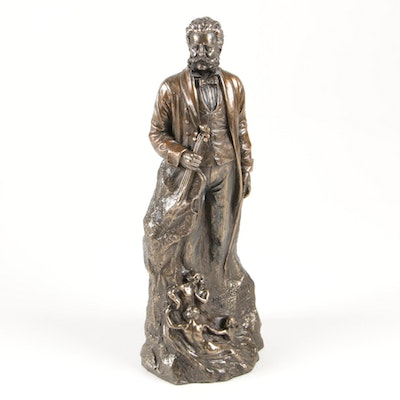 Veronese Collection Johann Strauss II Resin Figurine