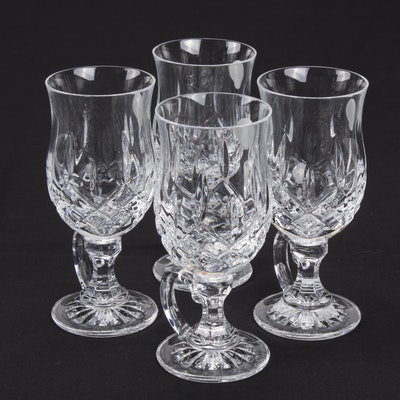 "Waterford Crystal ""Lismore"" Irish Coffee Cups"