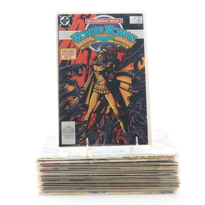 "Marvel and DC Comic Books Featuring ""Millennium Week"""