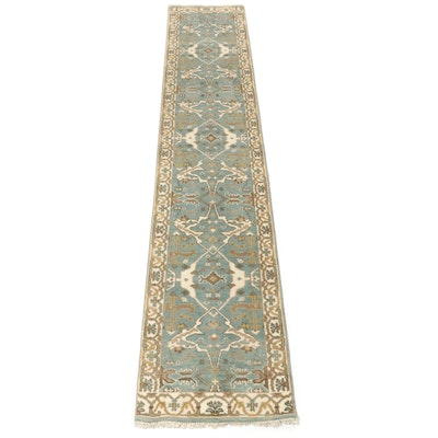 2'6 x 12'10 Hand-Knotted Indo-Turkish Runner