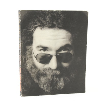 "First Paperback Edition ""Garcia"" by the Editors of Rolling Stone"