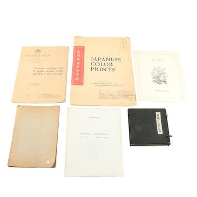 """""""La Gravure Française Contemporaine"""" by Claude Roger-Marx and More Vintage Books"""