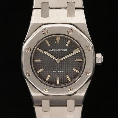 Audemars Piguet Royal Oak Stainless Steel Automatic Wristwatch, Circa 1977