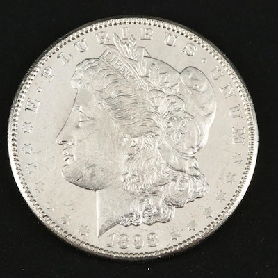 1898-O Proof Like Morgan Silver Dollar
