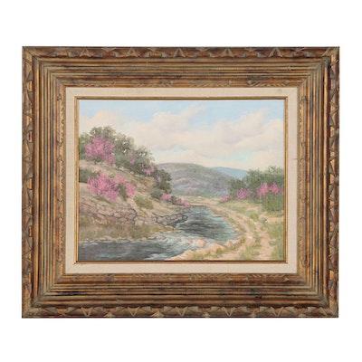 Vivian Love Landscape Oil Painting