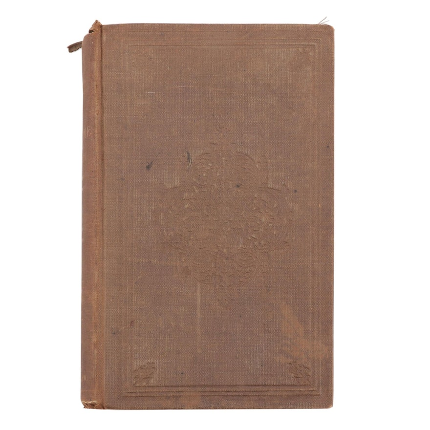 "First Edition ""Our Old Home"" by Nathaniel Hawthorne, 1863"