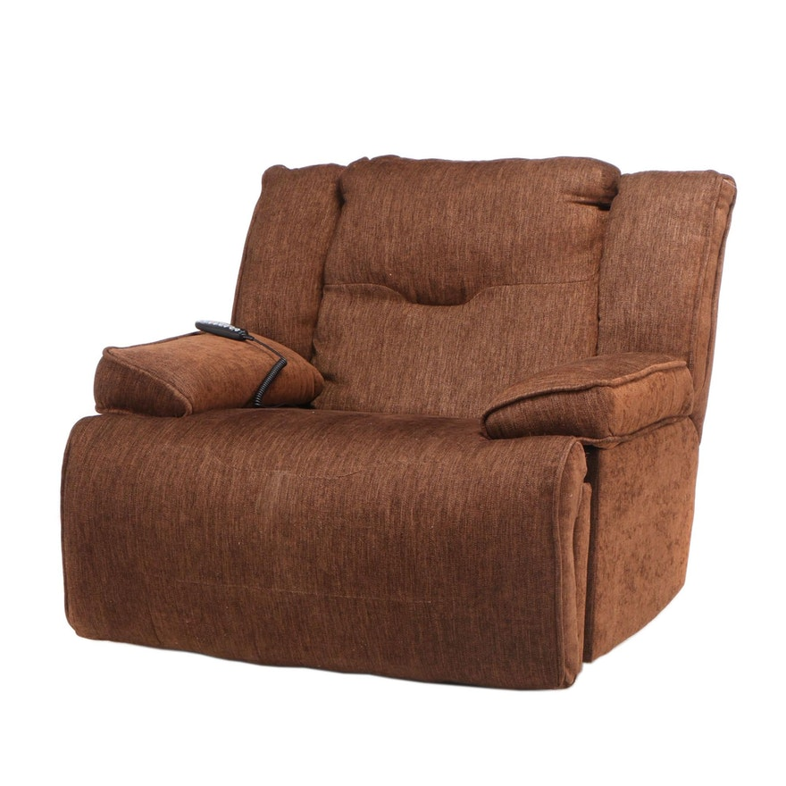 SoCozi Oversized Electric Recliner Chair, 21st Century