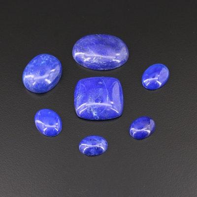 Loose Lapis Lazuli Gemstones