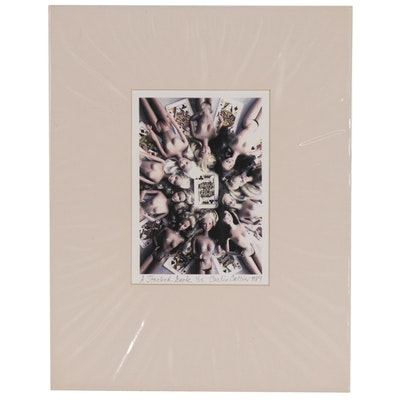 "Pop Art Giclee Print ""A Stacked Deck"""