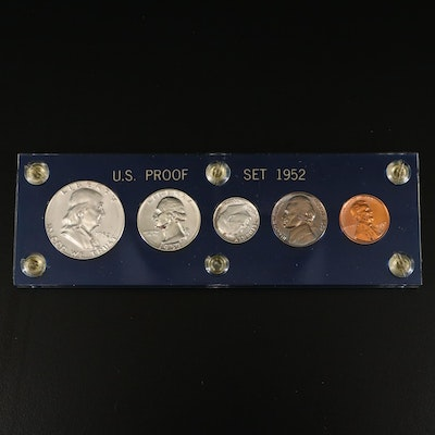 1952 U.S. Type Coin Proof Set