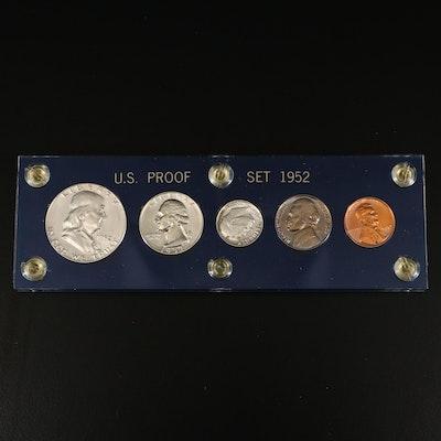1952 U.S. Type Coin Proof Set