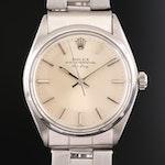 Rolex Air-King Stainless Steel Wristwatch, 1980
