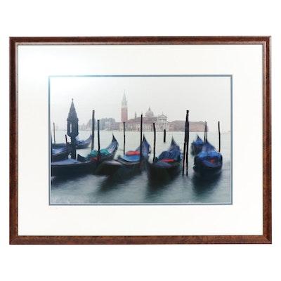 "David Power ""Venice, Italy"" Color Photograph, 1999"