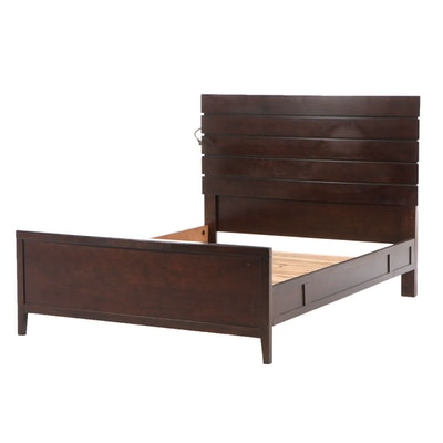 Universal Furniture SmartStuff for Kids Espresso Finish Ful Sized Bed Frame