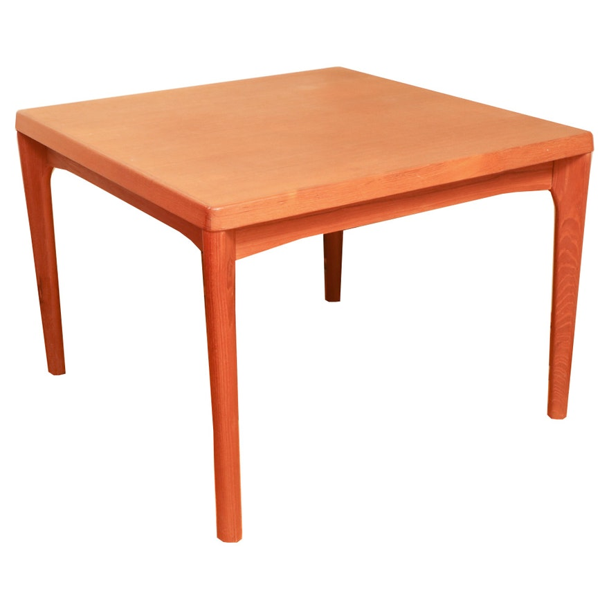Vejle Stole & Mobelfabrik Danish Modern Rosewood End Table, Mid-20th Century