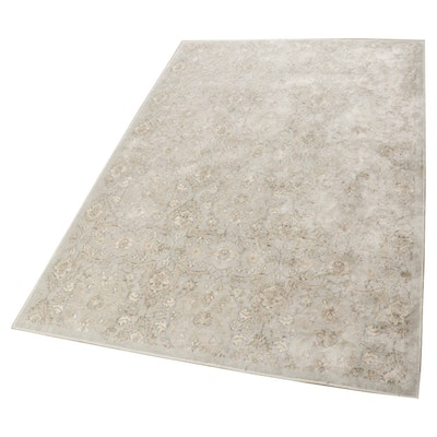 5'2 x 7'2 Machine Made Belgium Chenille Area Rug from Platinum